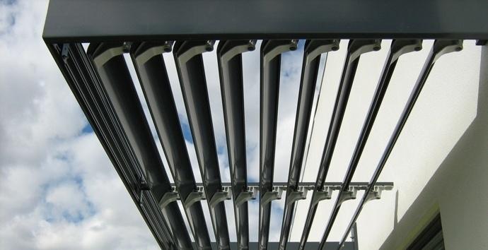 Solafskærmning | udvendig og indvendig solafskærmning